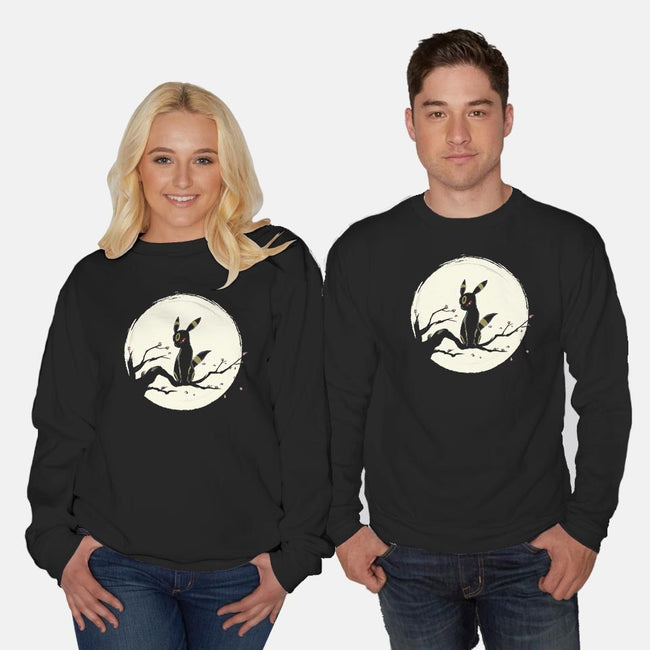 Dark Evolution-unisex crew neck sweatshirt-ddjvigo