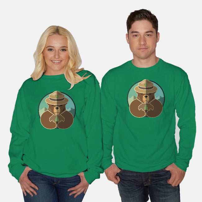 Only You Can Protect & Conserve-unisex crew neck sweatshirt-Diana Roberts