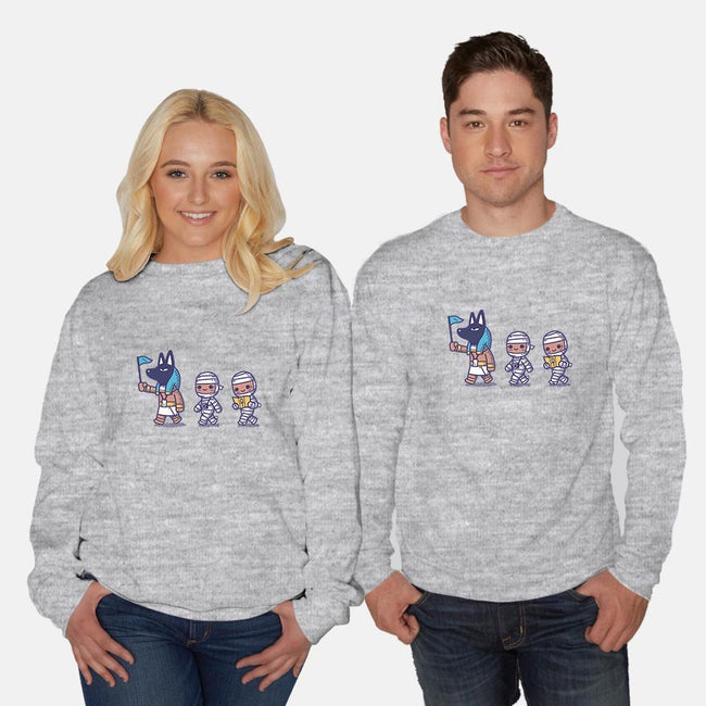 Afterlife Tour-unisex crew neck sweatshirt-Oktobear