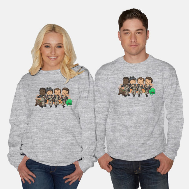 Old Guard-unisex crew neck sweatshirt-DoOomcat