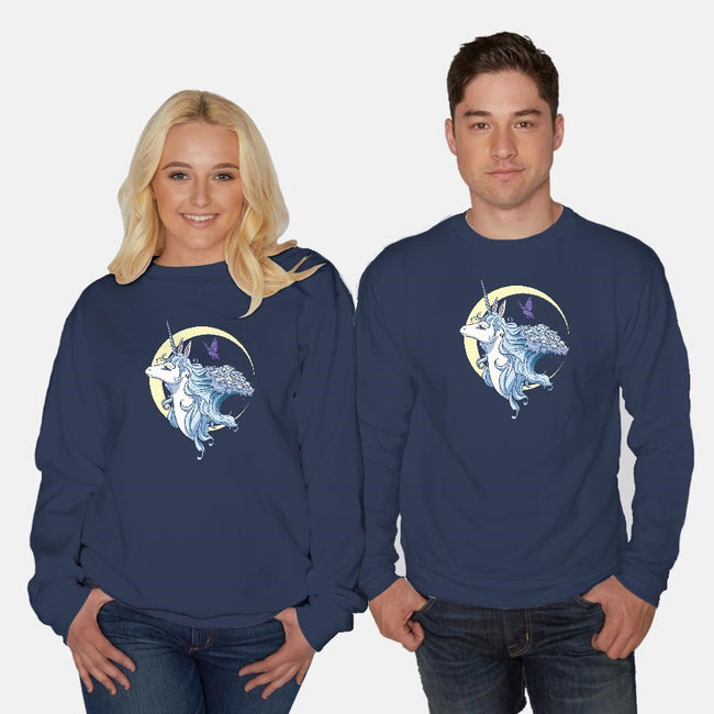 Old As The Sky, Old As The Moon-unisex crew neck sweatshirt-KatHaynes