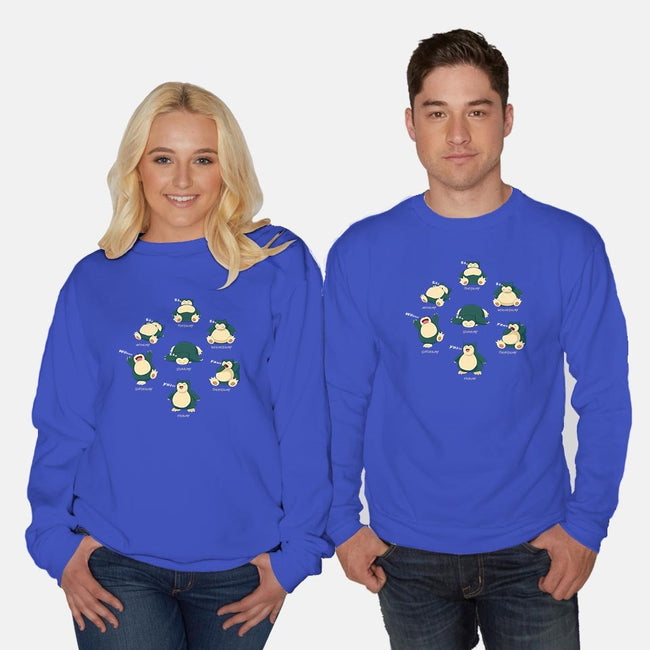 My Week-unisex crew neck sweatshirt-Graphismart