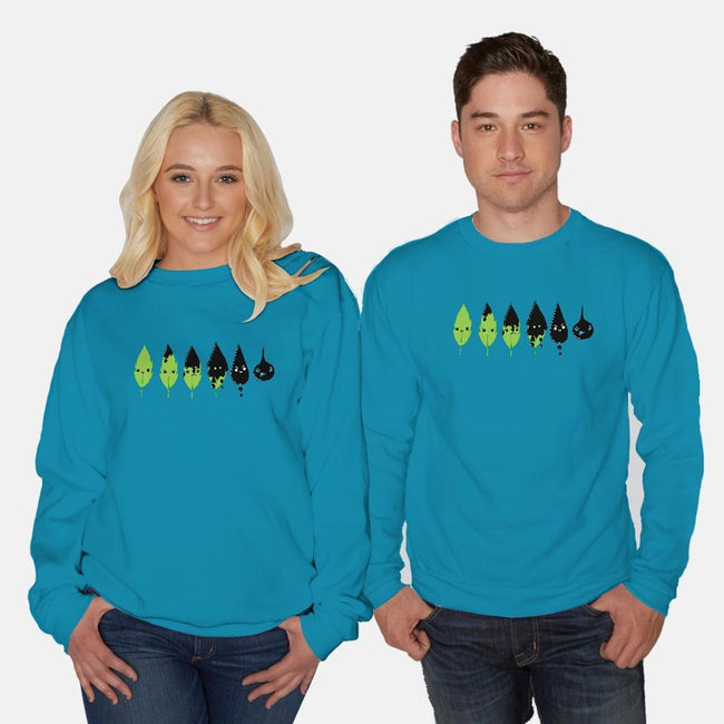Oily-unisex crew neck sweatshirt-wotto
