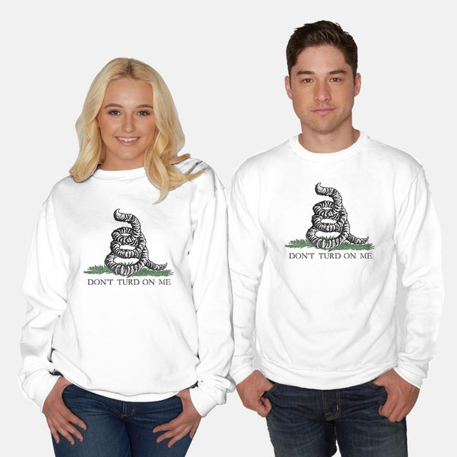 True Patriot-unisex crew neck sweatshirt-Gimetzco!