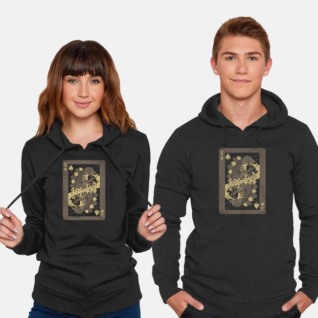 King of Monsters-unisex pullover sweatshirt-DinoMike