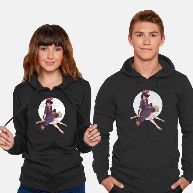 Magical Delivery-unisex pullover sweatshirt-jdarnell