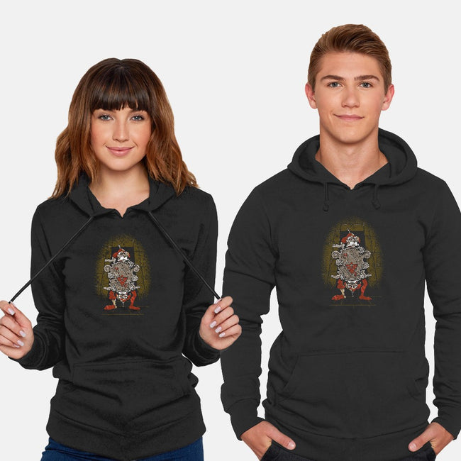One of Us Always Tells the Truth-unisex pullover sweatshirt-Nemons