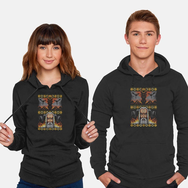 One Christmas to Rule Them All-unisex pullover sweatshirt-stationjack