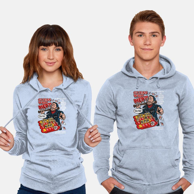 Guess Who Died-unisex pullover sweatshirt-Punksthetic