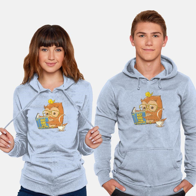 One More Chapter-unisex pullover sweatshirt-tobefonseca