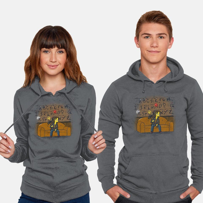 Waiting for the Demogorgon-unisex pullover sweatshirt-2mzdesign