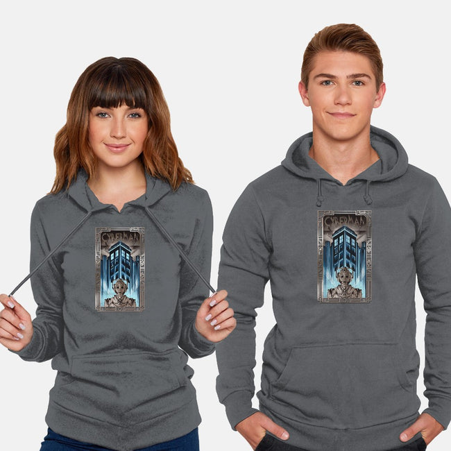 Upgrade Your Metropolis-unisex pullover sweatshirt-sebasebi
