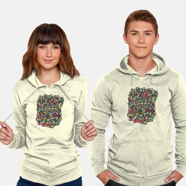 Not Staying In The Lines-unisex pullover sweatshirt-wotto