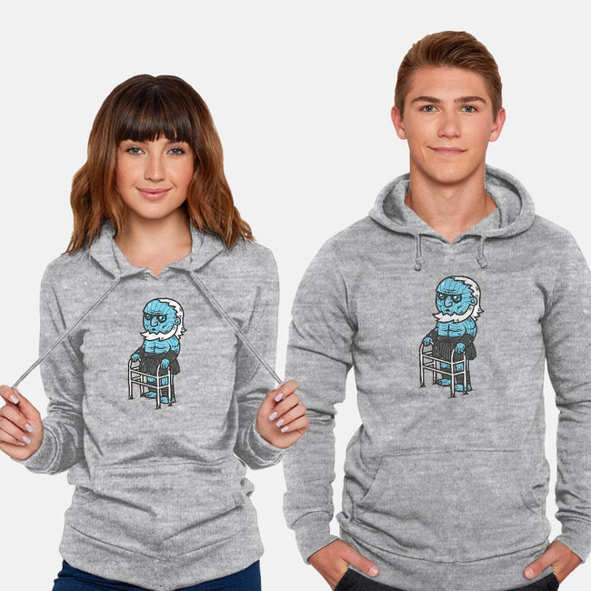 Old Age Is Coming-unisex pullover sweatshirt-krisren28