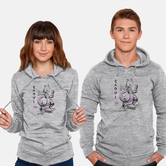 Psychic Powers-unisex pullover sweatshirt-DrMonekers