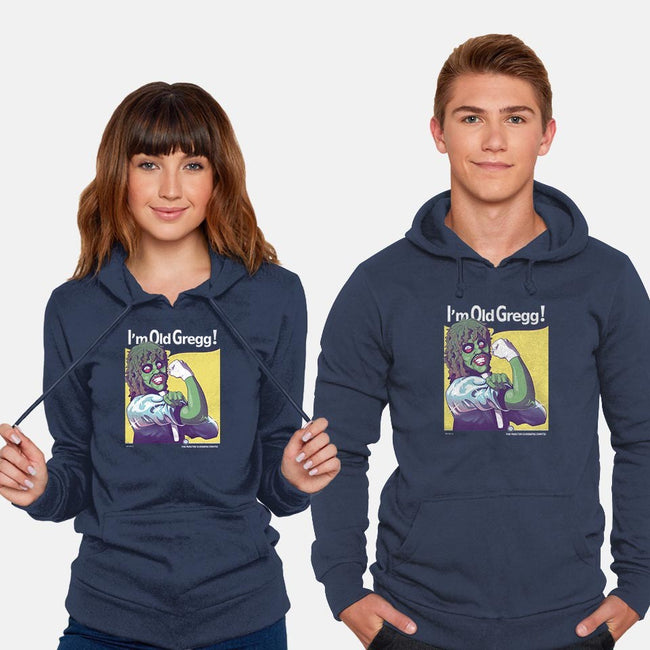 Gregg The Motherlicker-unisex pullover sweatshirt-KindaCreative