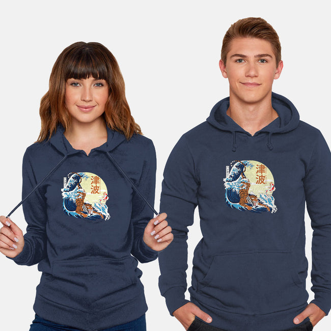 Great Hunter-unisex pullover sweatshirt-teriakos