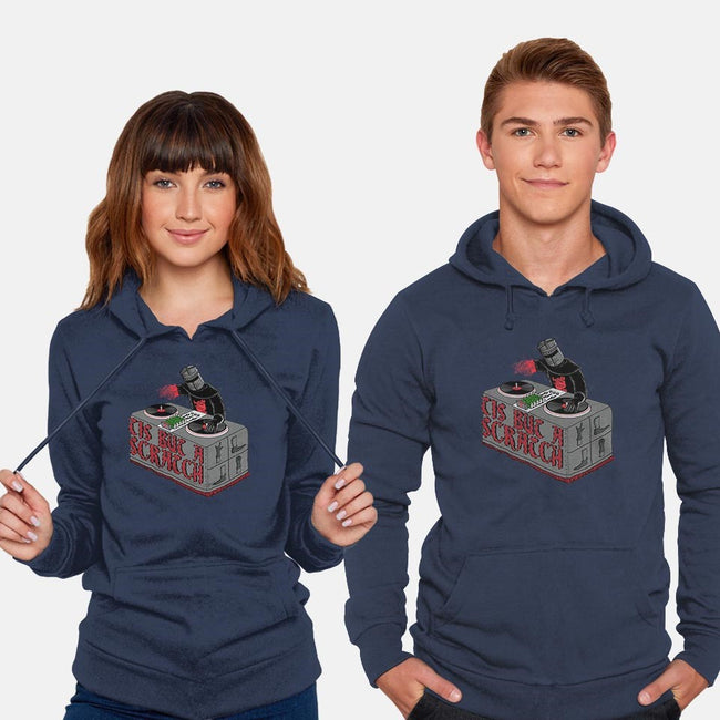 Knight of the Turntable-unisex pullover sweatshirt-Scott Neilson Concepts