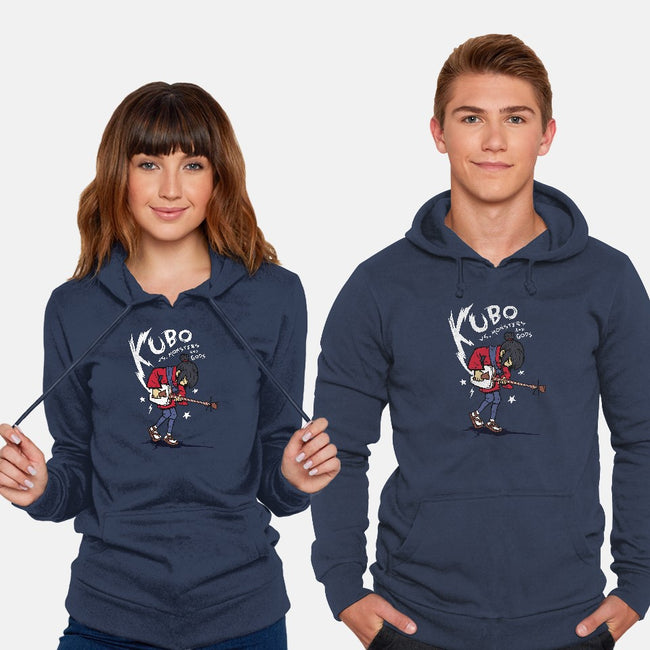 VS The Gods-unisex pullover sweatshirt-Oktobear