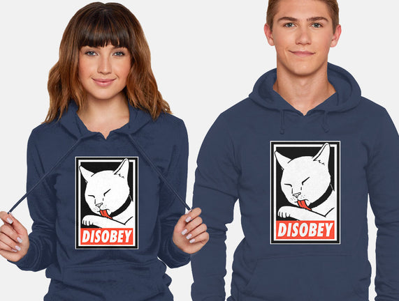 DISOBEY!