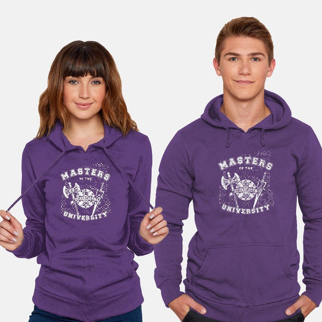 Masters of the University-unisex pullover sweatshirt-karlangas