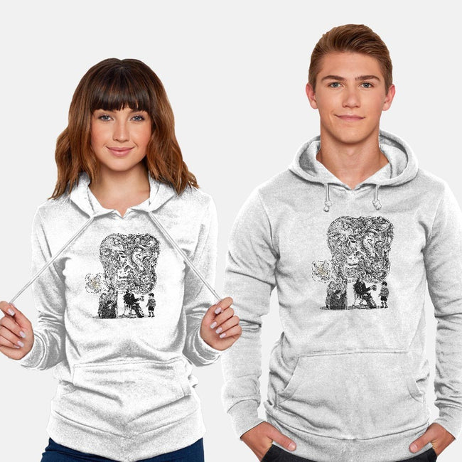 Old Sailor Tales. Reality or Myth?-unisex pullover sweatshirt-Aliadotony