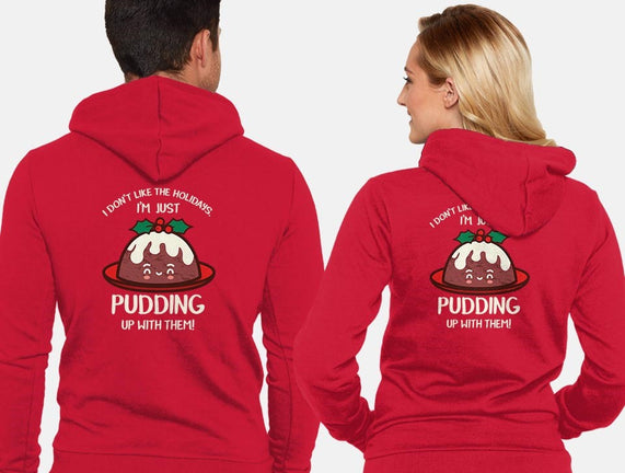 Pudding Up With The Holidays