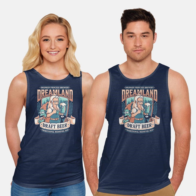 Dreamland Draft-unisex basic tank-adho1982