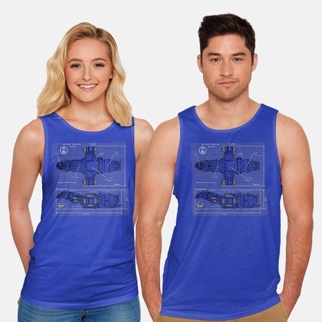 The Blueprint-unisex basic tank-AndreusD