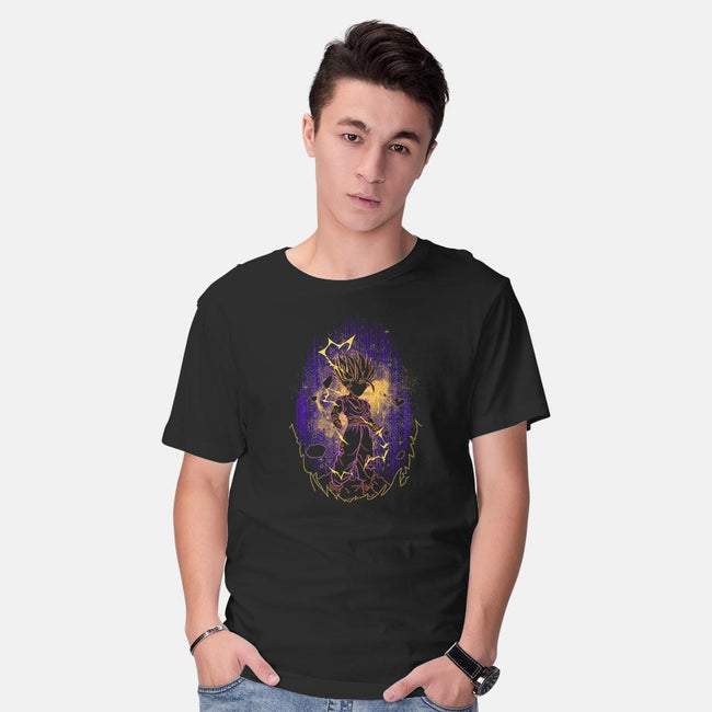 Shadow of The Son-mens basic tee-Donnie