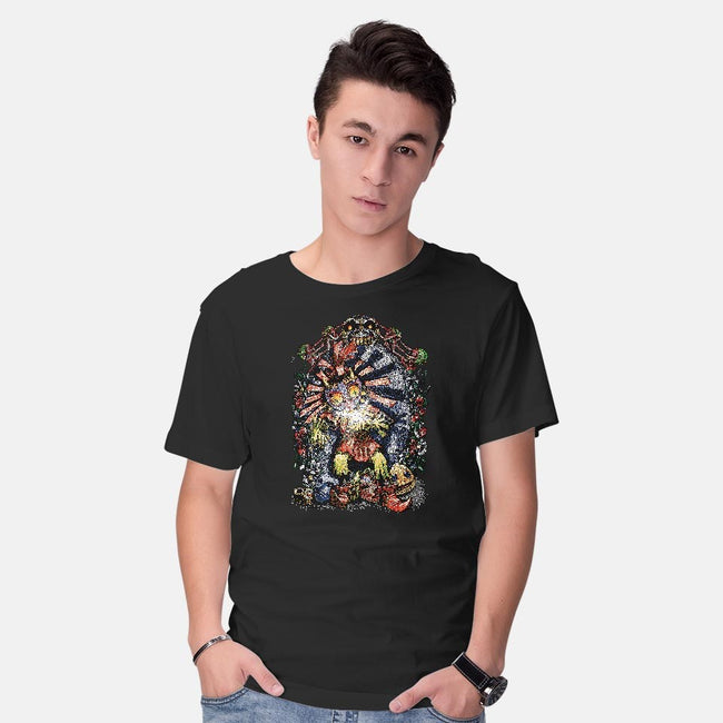 Majora's Throne-mens basic tee-MoisEscudero