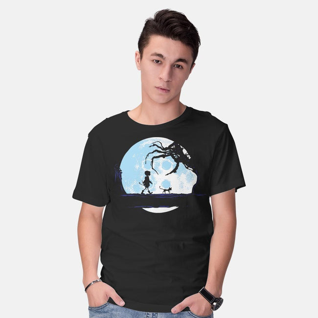 Perfect Moonwalk-mens basic tee-dalethesk8er