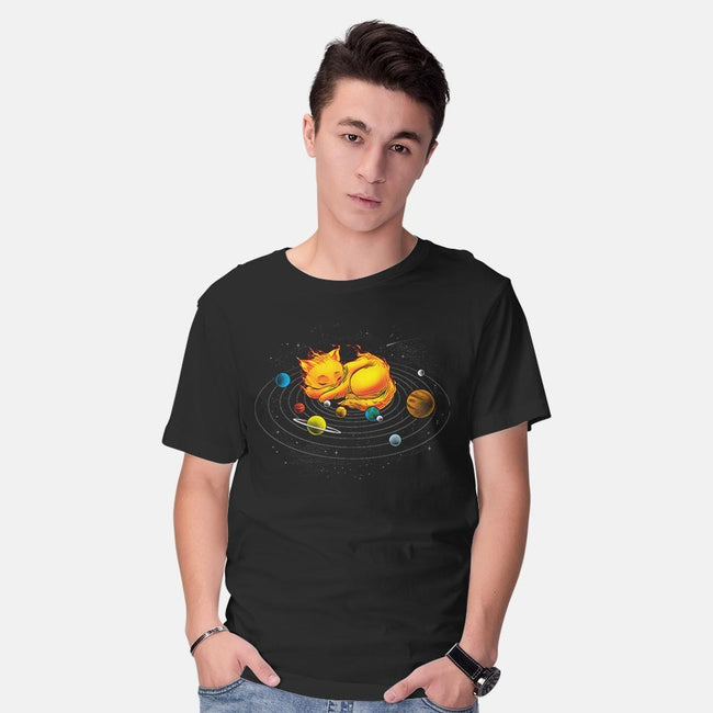 Center of My Universe-mens basic tee-tobefonseca