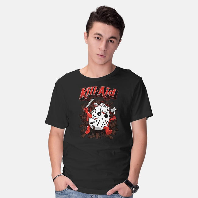 Kill-Aid-mens basic tee-pigboom