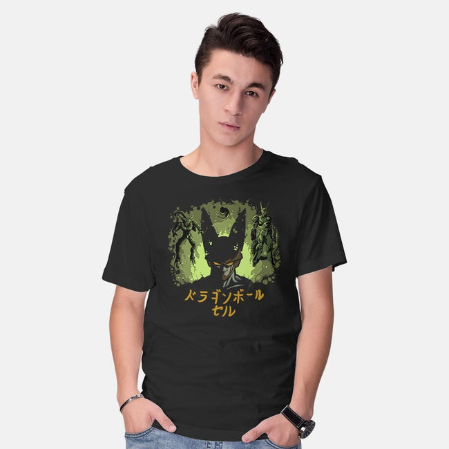 Cell-volution-mens basic tee-Harantula