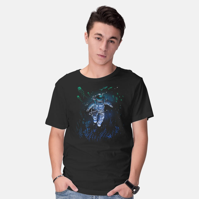 Under The Sky-mens basic tee-tobefonseca
