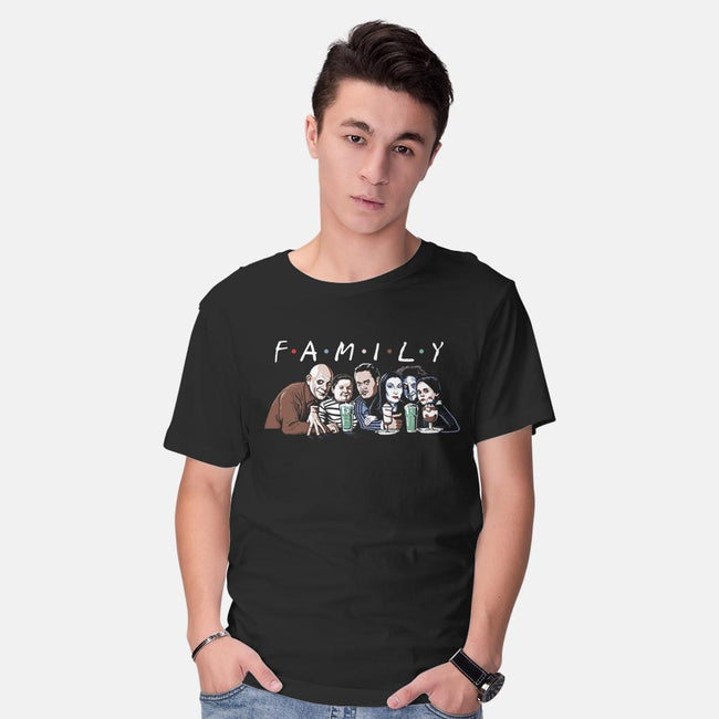 Family-mens basic tee-daobiwan