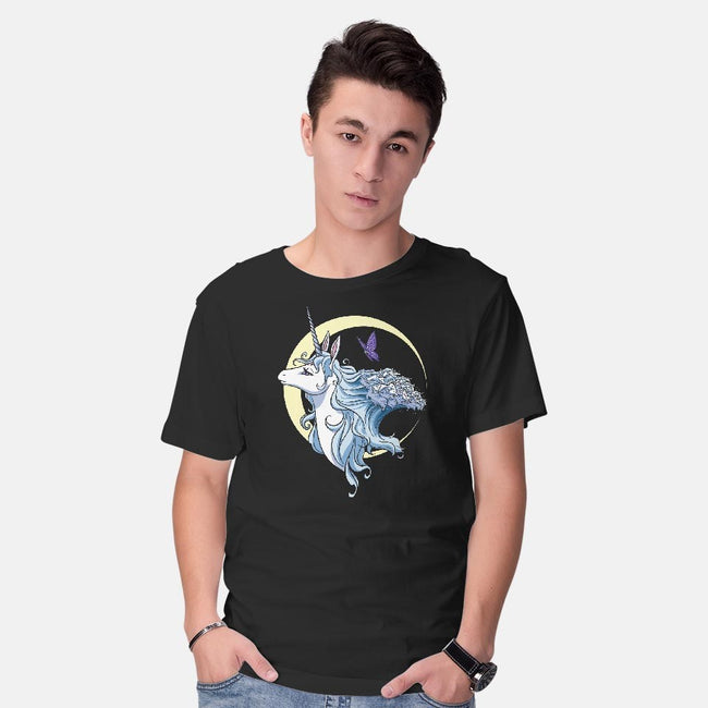 Old As The Sky, Old As The Moon-mens basic tee-KatHaynes