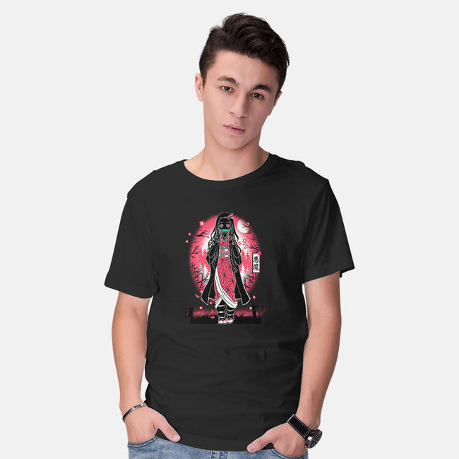 My Demon Sister-mens basic tee-constantine2454