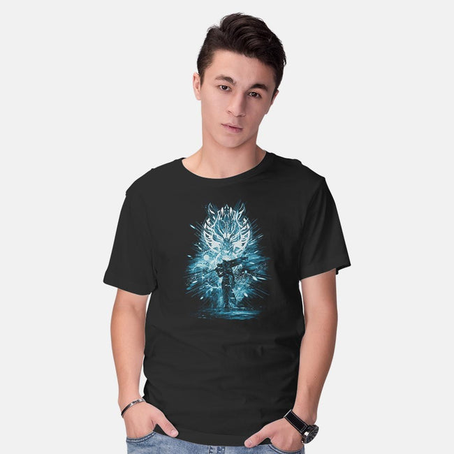Final Storm-mens basic tee-kharmazero