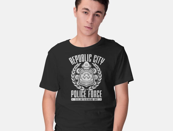 Republic City Police Force