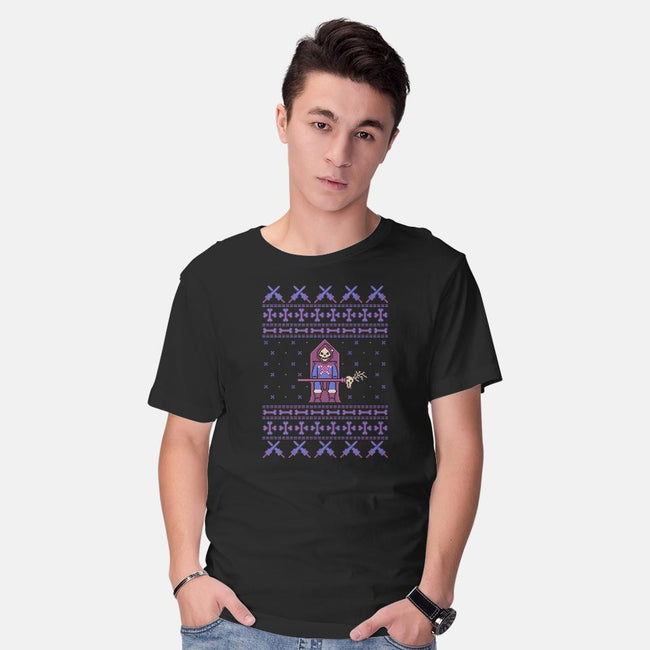 Myarry Christmas-mens basic tee-Teo Zed