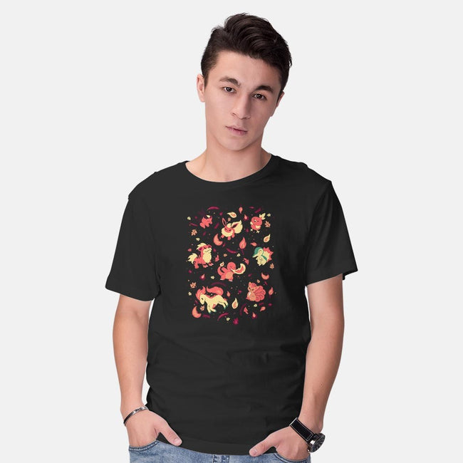 Too Haute To Handle-mens basic tee-Gemma Roman