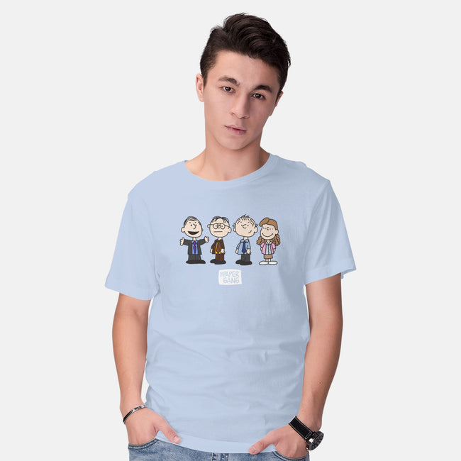 The Paper Gang-mens basic tee-dpodeszek
