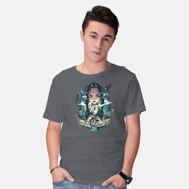 Over Your Dead Body-mens basic tee-TimShumate