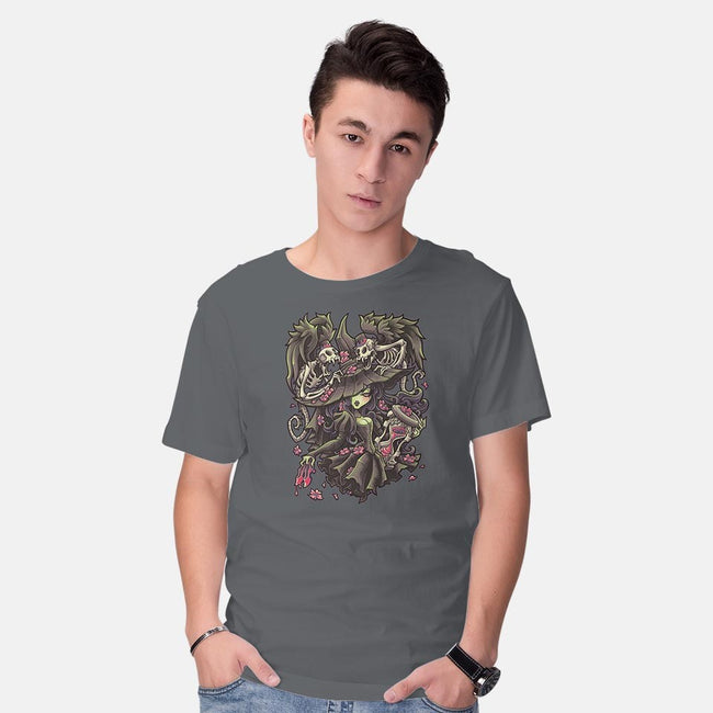 Witching Hour-mens basic tee-Jehsee