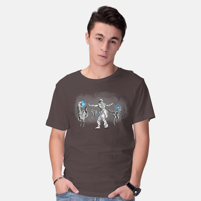Watcher Tamer-mens basic tee-danirodart