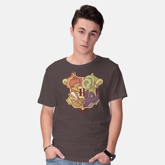 School of Magic-mens basic tee-xMorfina