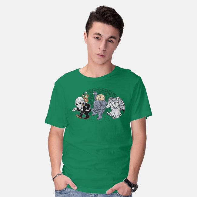 Who The Wild Things Are-mens basic tee-jkilpatrick