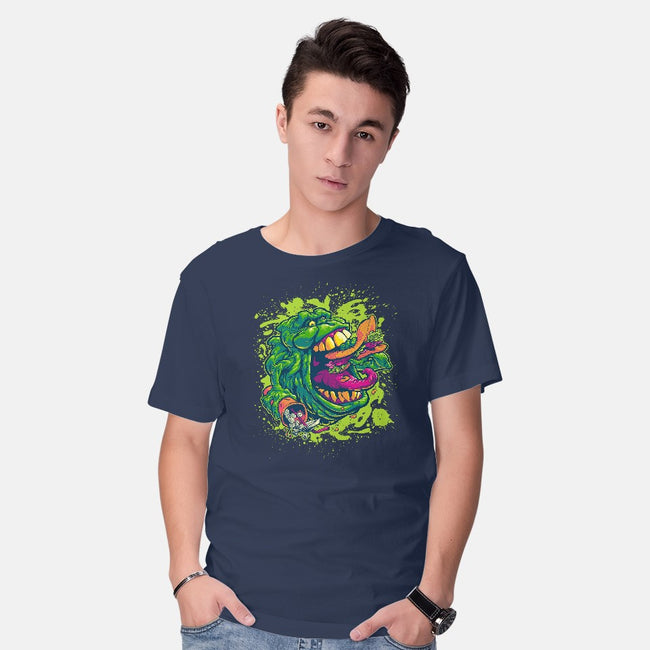 Ugly Little Spud-mens basic tee-BeastPop